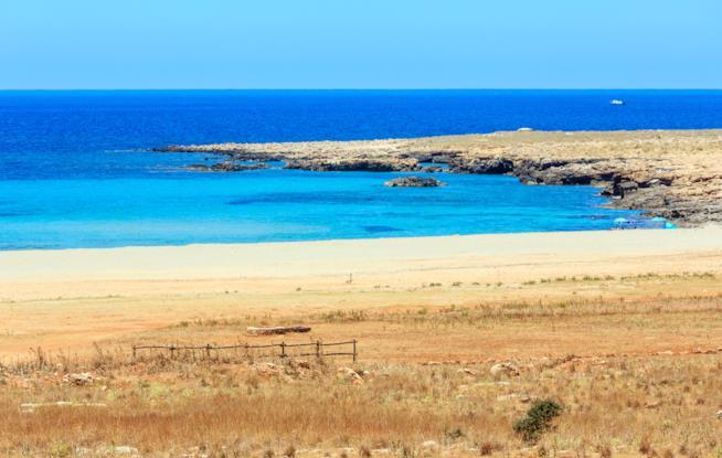 Spiaggia di Baia di Santa Margherita