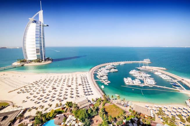 Vacanze di Natale al caldo a Dubai