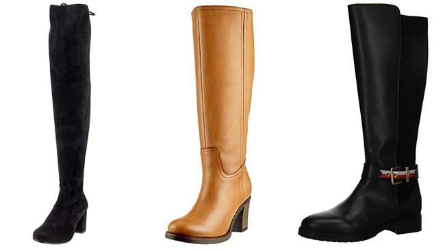 Amazon Moda: stivali donna