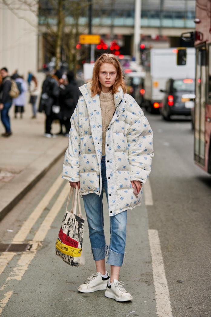 Street wear London Fashion Week