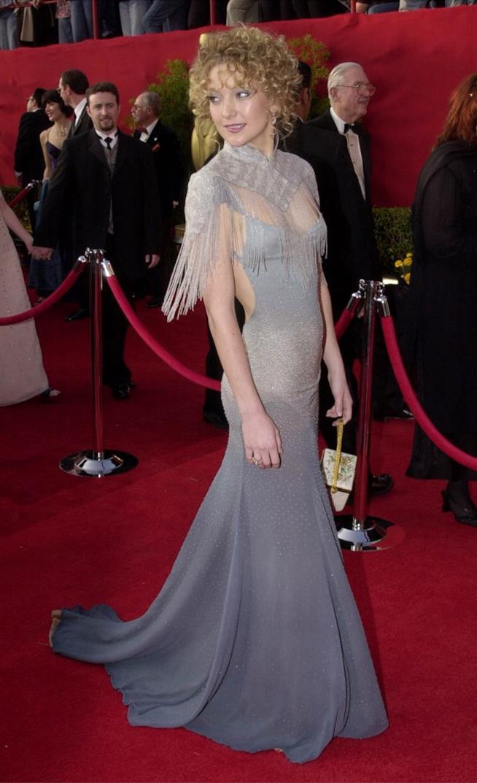 Kate Hudson e il look agli Oscar del 2001