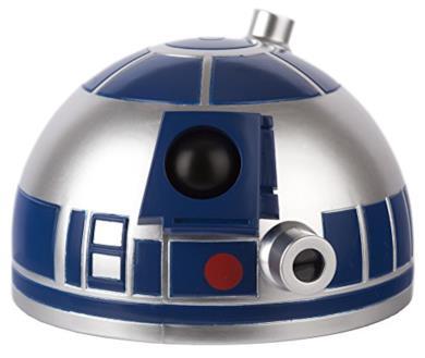 R2-D2 Sveglia con Suoni Originali