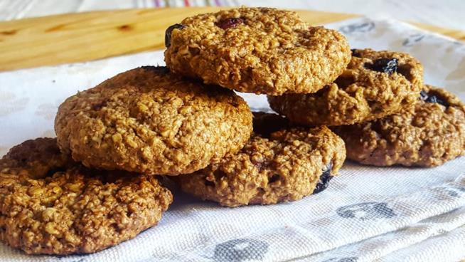 Biscotti tipo cookie