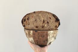 Pane dolce integrale con frutta secca