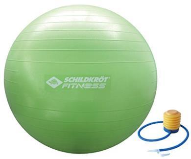 Pallone ginnastica verde