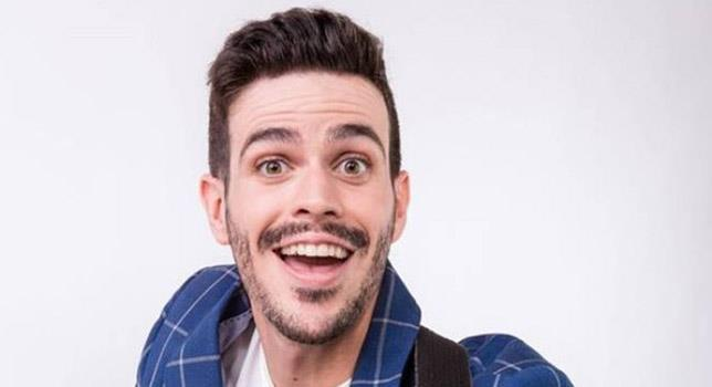 Lorenzo Baglioni sorride