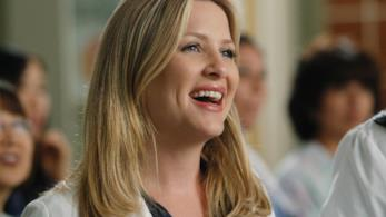 Jessica Capshaw parla della sua storia d'amore nella serie Grey's Anatomy