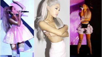 Ariana Grande icona di stile