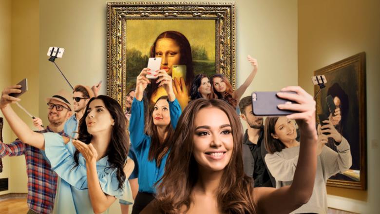 Tutti pazzi per i selfie