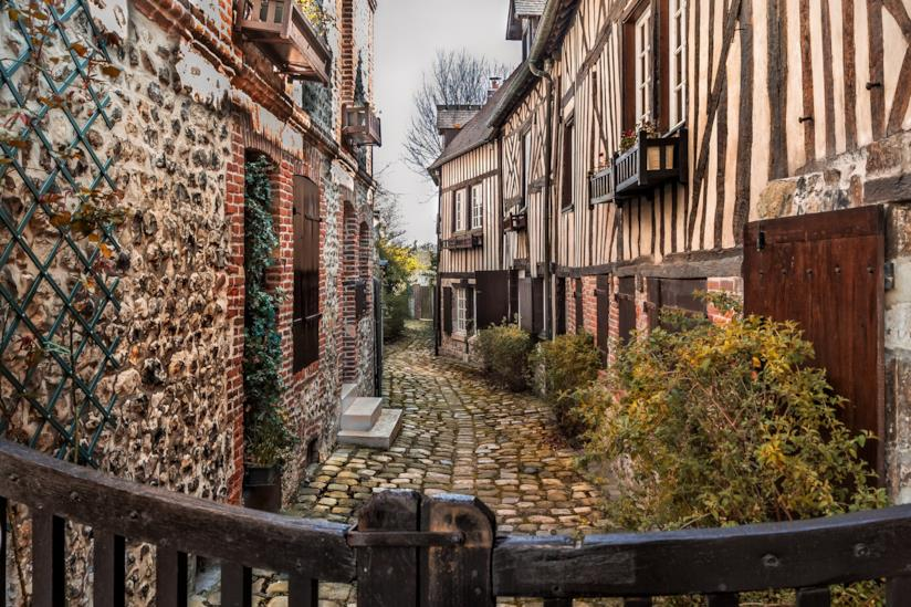 La Honfleur medievale