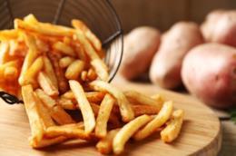 La ricetta delle patatine fritte