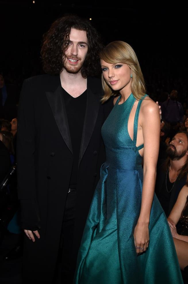 Hozier e Taylor Swift