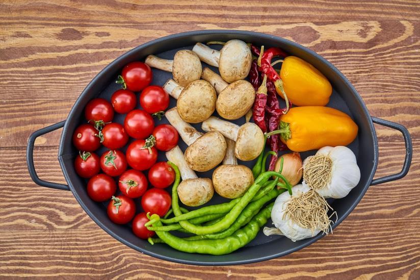 Mangiare sano per mantenersi in forma senza dieta