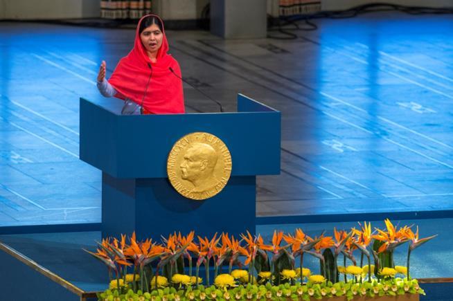 Malala Premio Nobel per la Pace