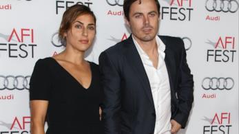 Casey Affleck con la moglie Summer Phoenix