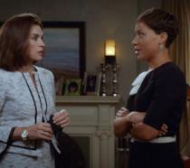 Julianna Margulies e Cush Jumbo attrici in The Good Wife