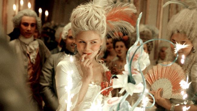 Kirsten Dunst, che è stata protagonista del film Marie Antoniette, segue la dieta del ph