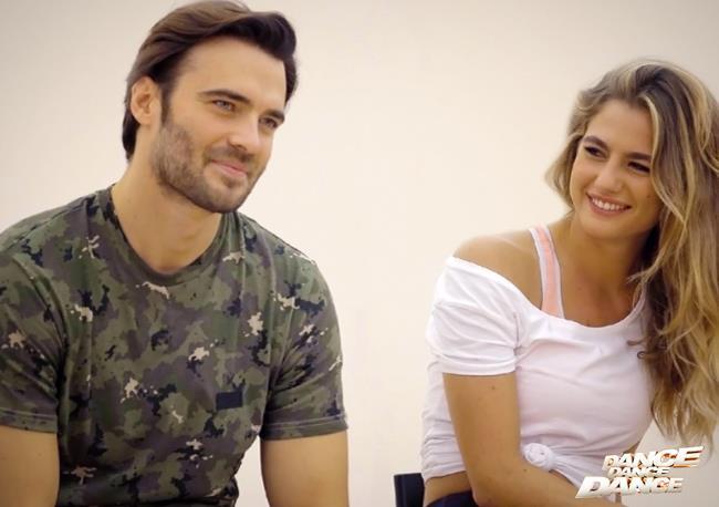 Cristina Mario e Giulio Berruti Dance Dance Dance 2