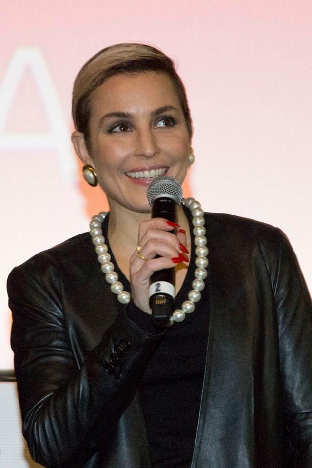 Noomi Rapace presenta Seven Sisters a Torino