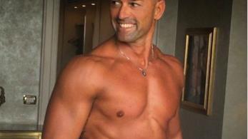 Stefano Bettarini ballerino