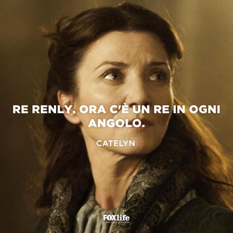 Volto di Catelyn