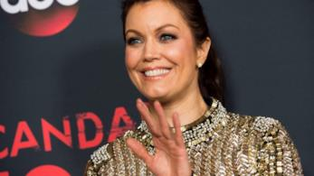 L'attrice Bellamy Young