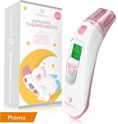 Termometro con tecnologia a infrarossi senza contatto