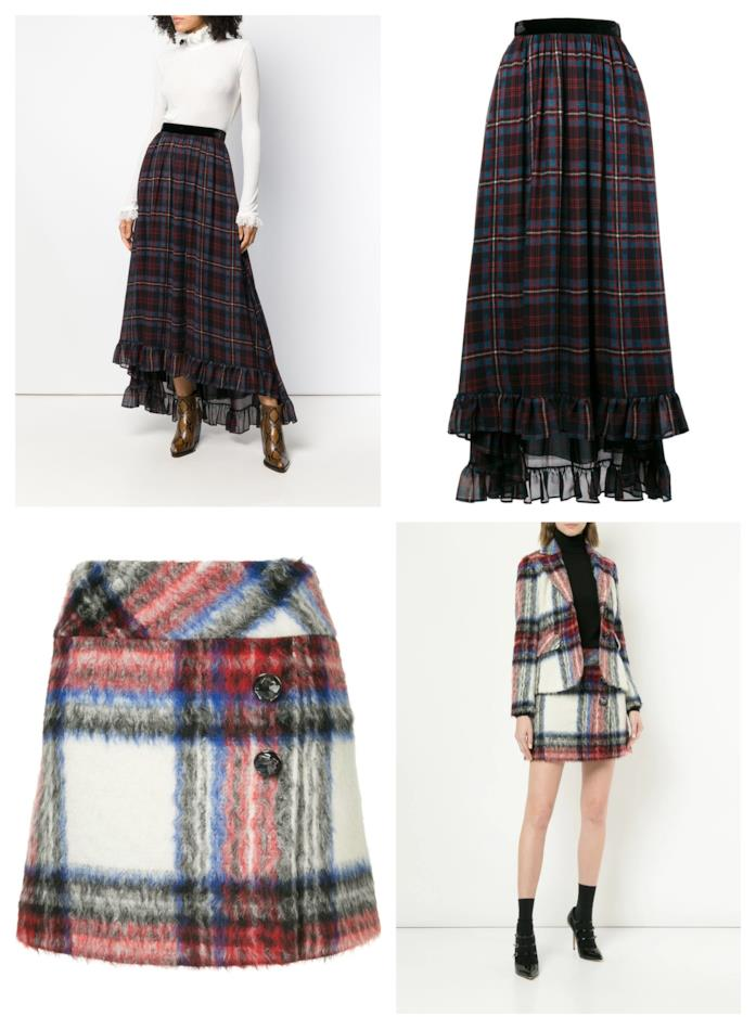 disponibilità nel Regno Unito f085c cb397 Gonne: i modelli di moda per l'autunno inverno 2018-19