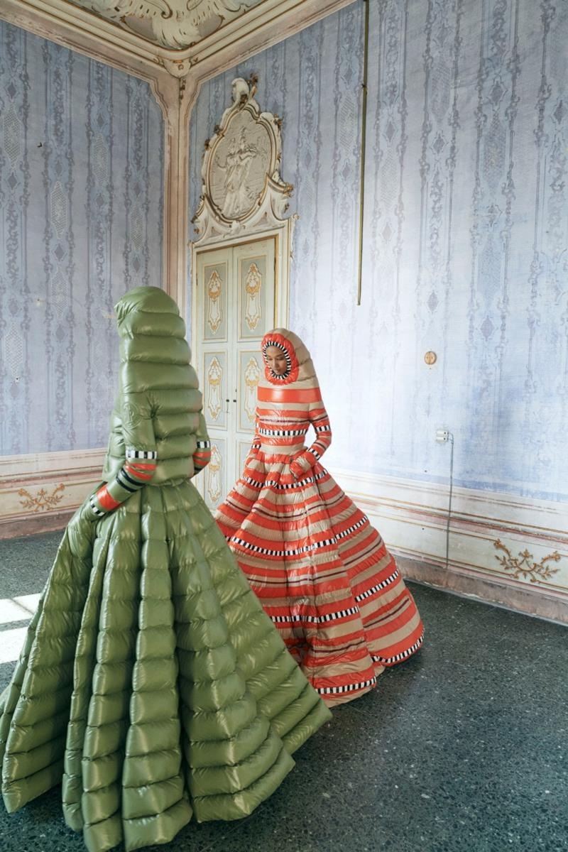 Sfilata MONCLER Collezione Donna Autunno Inverno 19/20 Milano - 29