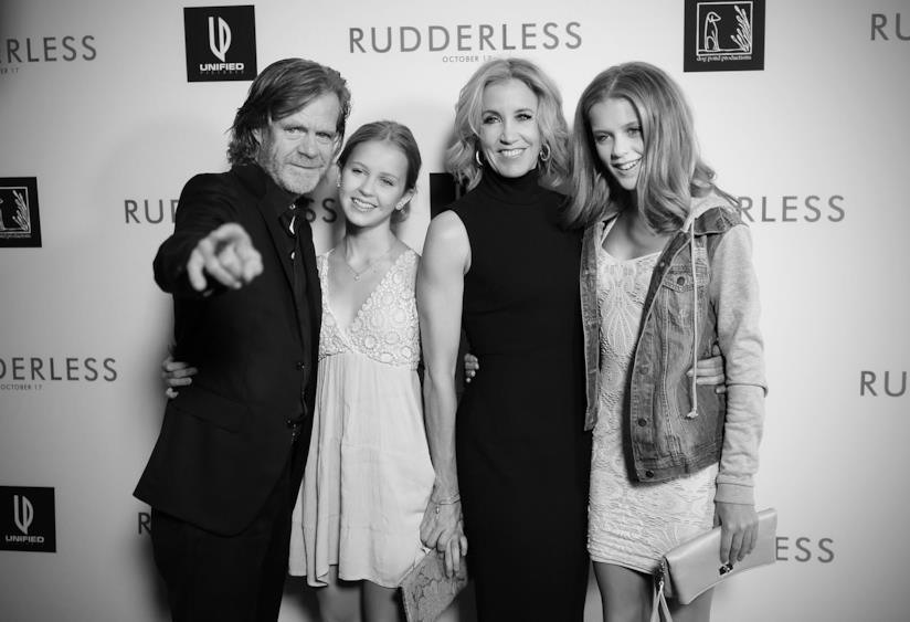 La famiglia di Felicity Huffman