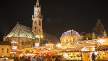I mercatini di Natale a Bolzano in Trentino Alto Adige