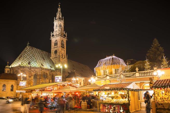i mercatini di natale pi belli d italia