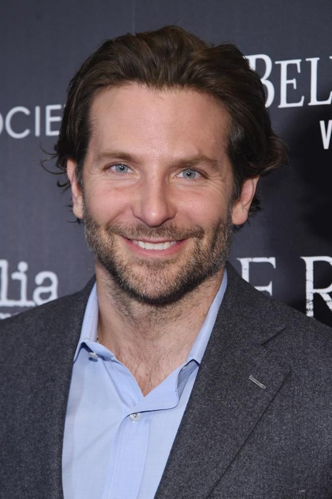 Bradley Cooper in primo piano