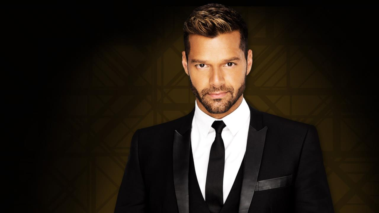 La pop-star latina Ricky Martin ha due gemelli