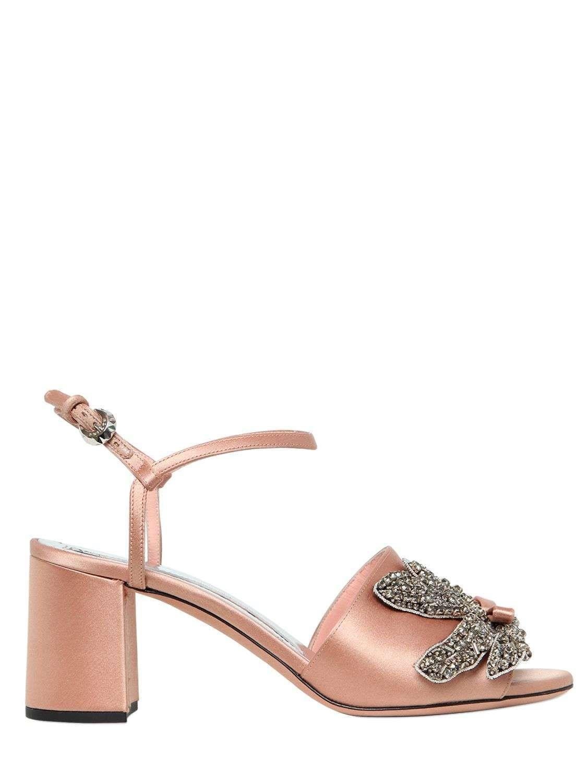 Sandali gioiello con tacco midi - n21 3fd0cb81371