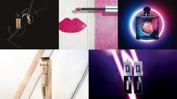 Le beauty limited collection per la primavera 2018 targata Yves Saint Laurent