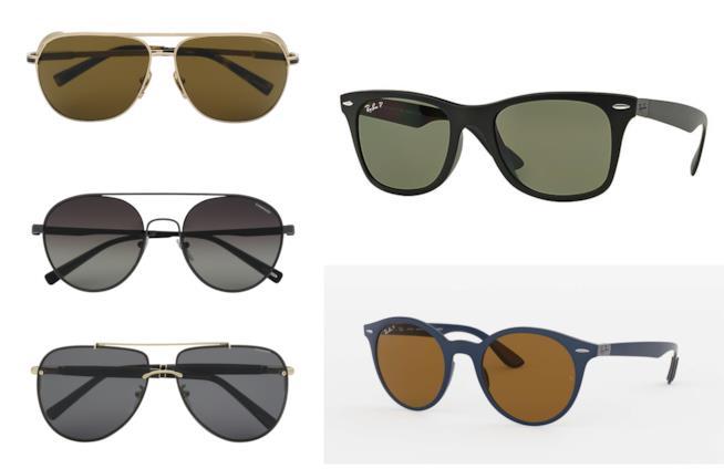 Idee regalo per lui: occhiali da sole