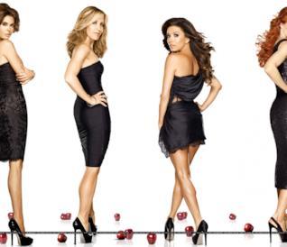 Susan, Lynette, Gabrielle e Bree di Desperate Housewives
