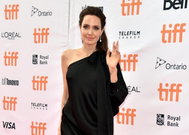 Angelina Jolie al Toronto Film Festival