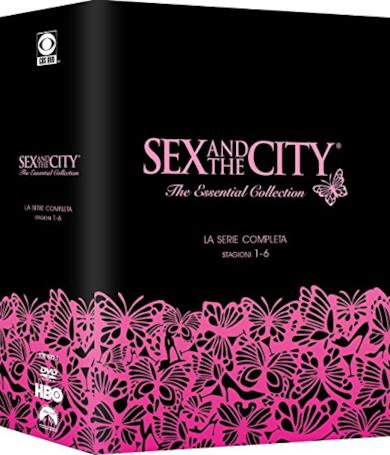 Cofanetto DVD di Sex and the City - Stagioni 1-6