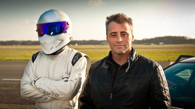 Dal 2016 Matt LeBlanc conduce la versione americana di Top gear