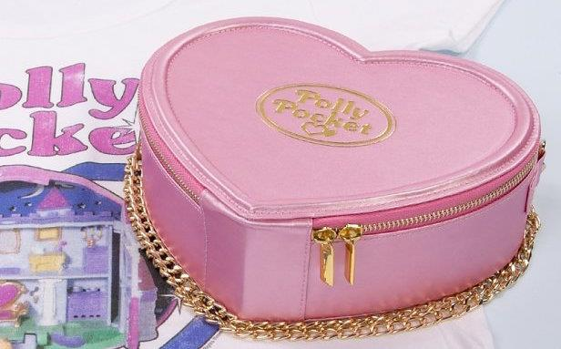 La handbag di Polly Pocket presto disponibile su TruffleShuffle