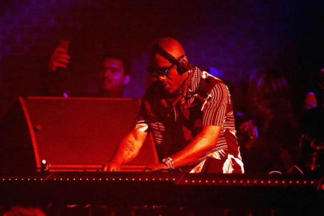 Idris Elba DJ al Coachella