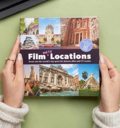 """Libro di viaggio """"Film and TV Locations"""""""