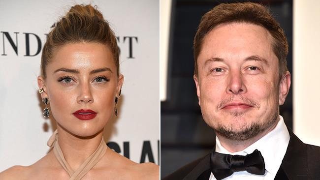 Amber Heard, è finita pure con Elon Musk