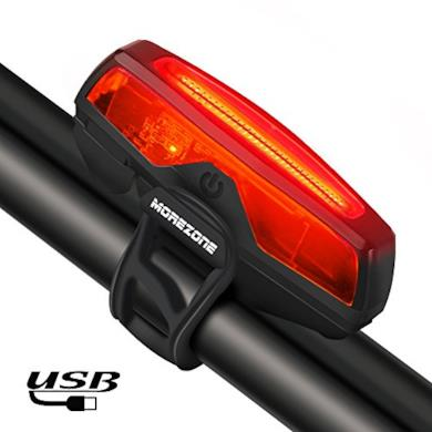 Luci Posteriori Bici LED USB