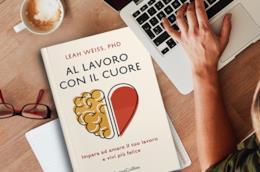 La cover del nuovo libro della dottoressa Leah Weiss