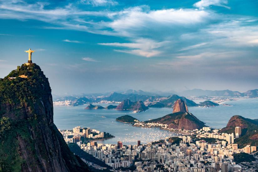 Vista di Rio