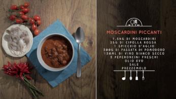 Moscardini piccanti