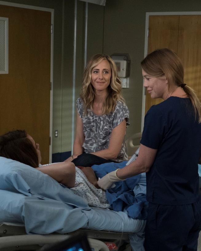 Teddy Altman in Grey's Anatomy 14